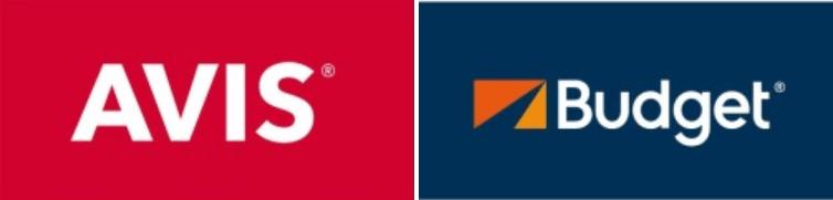 avis budget logos